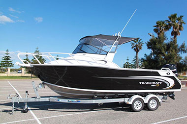 Trailcraft New Boats